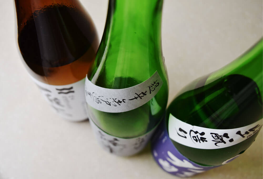Monthly special SAKE