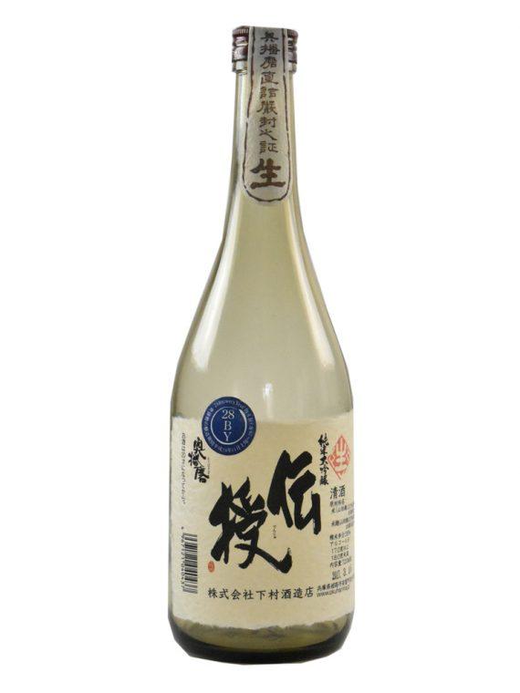 奥播磨 純米大吟醸 伝授 生酒