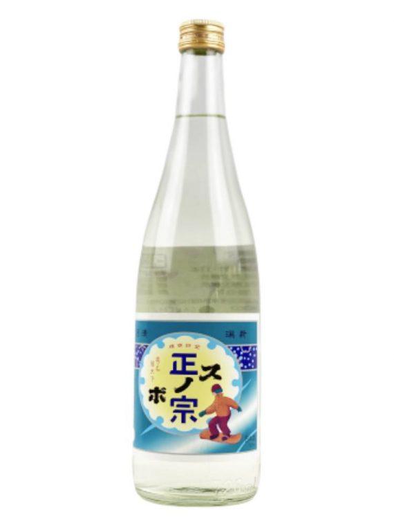 高千代 純米 生原酒 初しぼり (3)