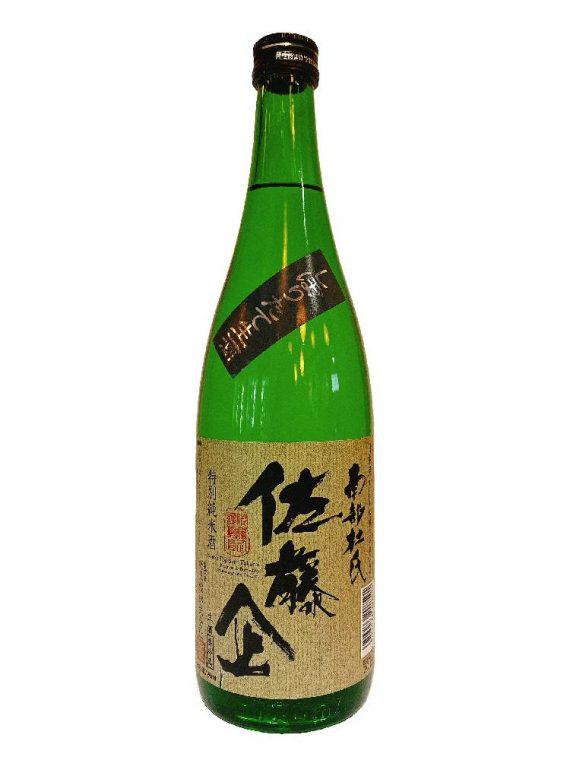 篠峯 純米吟醸 中取り生酒 PINKラベル (1)