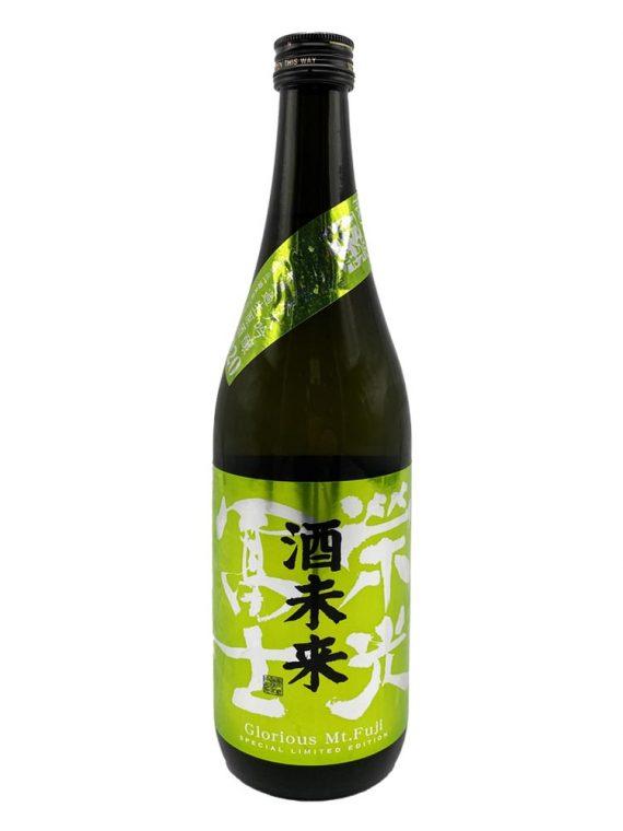 榮光富士酒未來